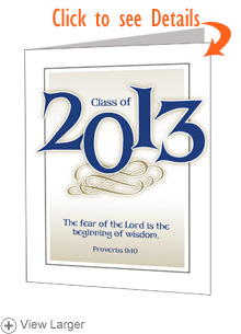 Graduation Announcements 2013 — Personalized!