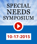 10-17-2015 Special Needs Symposium—Recorded Event