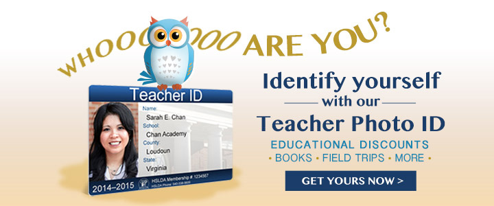 Teacher Photo ID!