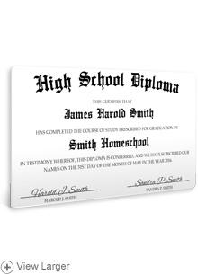 wallet diploma graduation supplies hslda store