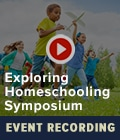 8-6-2016 Exploring Homeschooling—Recorded Event
