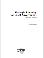 Strategic Planning for Local Government, 2nd Edition THUMBNAIL
