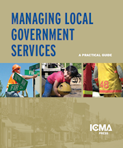 Managing Local Government Services, Third Edition THUMBNAIL