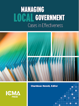 Managing Local Government Services: Cases in Effectiveness LARGE