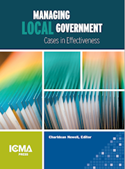 Managing Local Government Services: Cases in Effectiveness THUMBNAIL