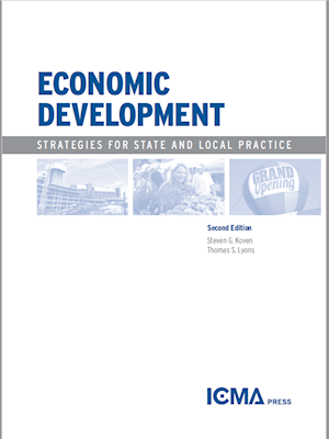 Economic Development: Strategies for State and Local Practice LARGE