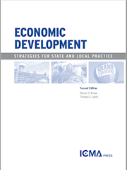 Economic Development: Strategies for State and Local Practice THUMBNAIL