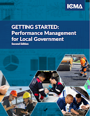 Getting Started: Performance Management for Local Government, second edition THUMBNAIL
