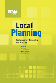 Local Planning: Contemporary Principles and Practice THUMBNAIL