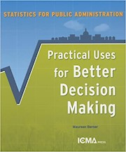 Statistics for Public Administration: Practical Uses for Better Decision Making THUMBNAIL