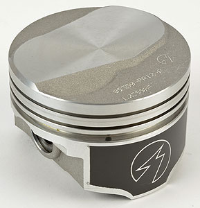 Chevy 454 Speed Pro/TRW Forged 14cc Dome Coated Pistons+MOLY Rings Kit 9 0:1