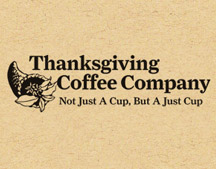 Thanksgiving Coffee