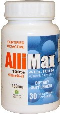 Allimax Allicin-Rich 180 mg Garlic Supplement to Boost Immune Support image