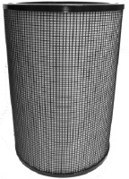 "Airpura 2"" Metal Cap HEPA Replacement Filter for H, R, UV, P, V600 image"