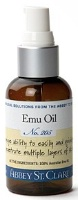 Abbey St Clare 100% Pure Healing Emu Oil Reduces Pain & Swelling image
