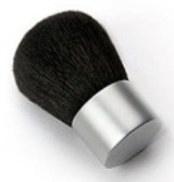Kabuki Brush with Soft, Long, Dense Brush Hairs for Even Coverate