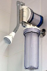 CuZn Combined Arsenic Shower Filters LARGE