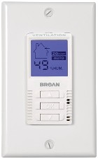 Venmar-Broan Deco-Touch Main Wall Control