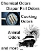 Environmental Air Sponge Odor Eliminators Remove Bad Odors Foul Smells image