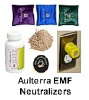 Aulterra EMF Neutralizer Disks, Pillows, House Plug, Powder, Capsules image