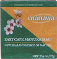 Manuka Soap for Minor Skin Irritation, Rashes, Dandruff, Feet image MAIN