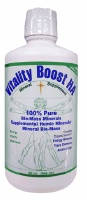 MorningStar Vitality Boost HA Detox Liquid Mineral Supplement image