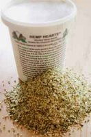 Hemp Seed Hearts, Hemp Heart Protein Food Bars, Hemp Hearts for Weight Loss image