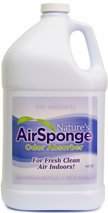 Nature's Air Sponge Odor Absorber & Pet Stain Spray Bottle image