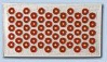 "Prickly Pad Pain Relief Acupressure Pad - 8"" x 14"" image THUMBNAIL"