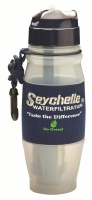 Seychelle Filtered Flip Top Sports and Travel Water Bottles image