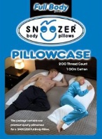 Body Pillow Care, Snoozer Full Body Pillows, Down Body Pillows, Best Body Pillows, Teen Body Pillows image