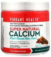 Vibrant Health Super Natural Green Calcium Hydrilla Verticillata image