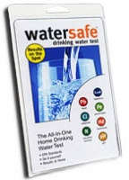 Watersafe City Water All-In-One Test Kit