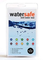 Watersafe Well Water All-In-One Test Kit