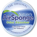 Air Sponge Designer  8 Ounce Odor Eliminator Removes Bad Odors image LARGE