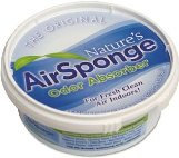 Air Sponge 8 Ounce Odor Eliminator Removes Bad Odors image