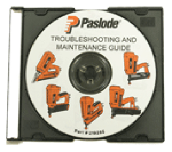 CORDLESS MAINTENANCE CD