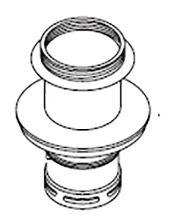 SLEEVE/FLANGE ASSY(F350S)