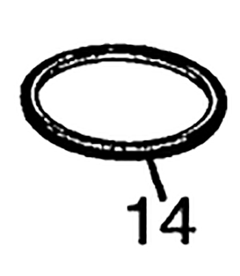 PISTON SEAL, (LS325F)