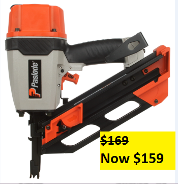 Paslode F325R Refurbished Nailer