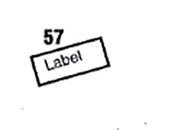 LABEL (IM200-F18)