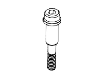 SHLDR SCREW IM250A,200F18