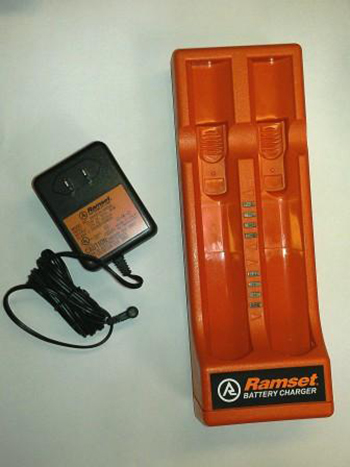 CHARGER & ADAPTOR (RAMSET