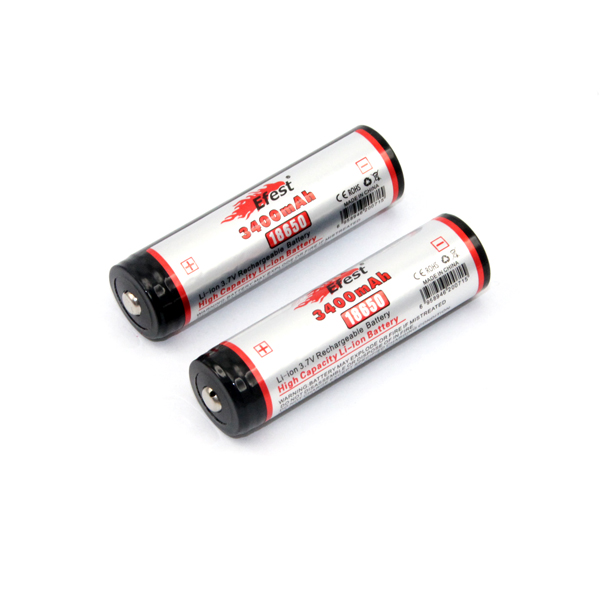 Efest 18650 3400mAh 3.7V li-ion Battery