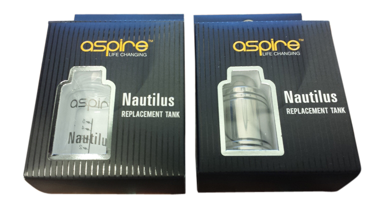 Aspire Nautilus Replacement Tank THUMBNAIL