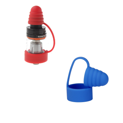 Universal Rubber Silicone Drip Tip Dust Cap