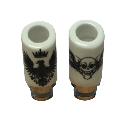 Ceramic 510 Drip Tip MAIN