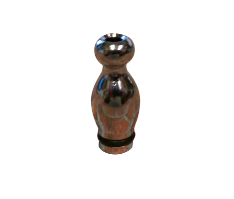 Chrome Calabash Model 510 Drip Tip THUMBNAIL