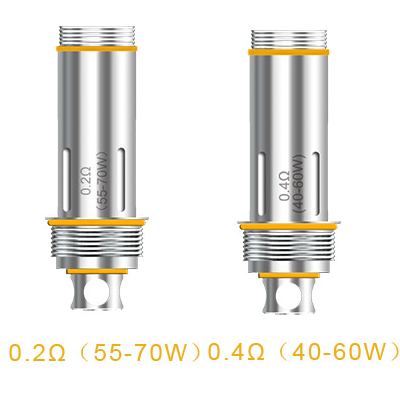 Aspire Cleito Dual Clapton Replacement Atomizer Head