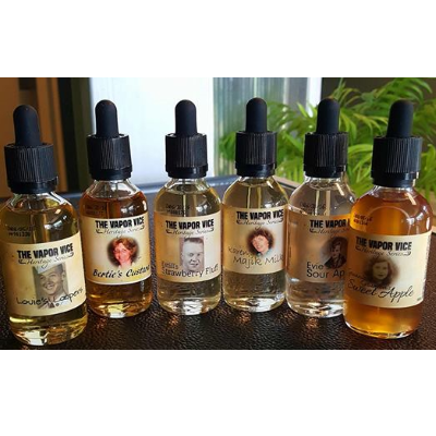 Heritage E-Liquid from Vapor Vice
